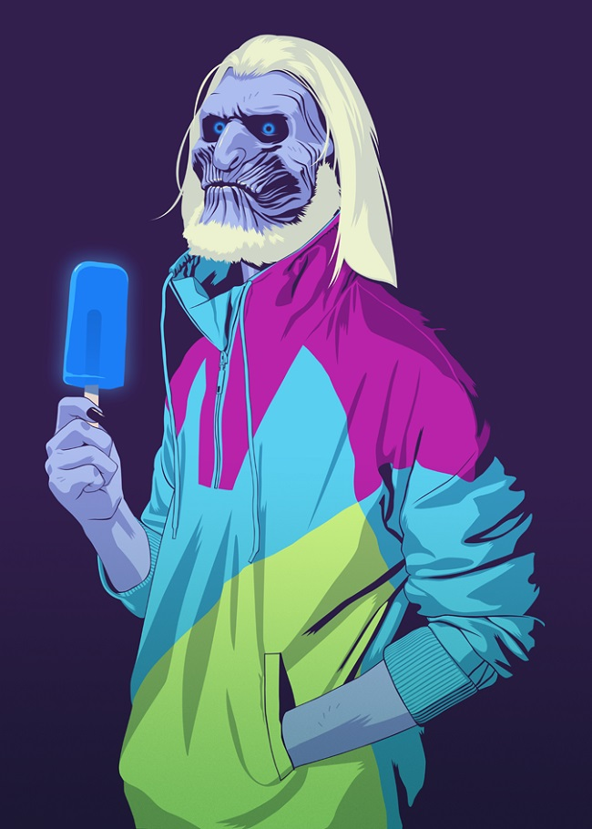 game-of-thrones-80-90s-era-moshi-kun-mike-wrobel-21-White-Walker